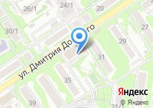 Компания «Морена-Обь» на карте
