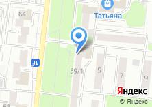 Компания «Клиентская служба Пенсионного фонда РФ в Кировском районе» на карте