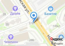 Компания «Шиномонтажная мастерская на Нарымской» на карте