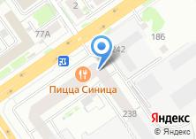 Компания «Чисто-так и грузчики» на карте