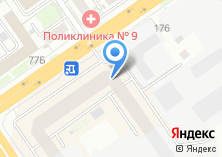 Компания «Элегант салон штор» на карте