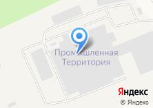 Компания «Красный Яр» на карте