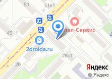 Компания «АБК Электротех» на карте