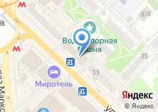Компания «Хоум Кредит энд Финанс Банк Новосибирское представительство» на карте