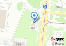 Компания «Центр оформления купли-продажи и страхования автомобилей на Скифе» на карте