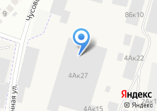 Компания «ЭкоКом» на карте