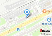 Компания «Ledstroki» на карте