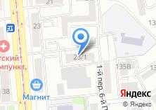 Компания «TRYTO.ru» на карте