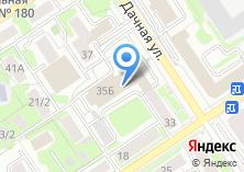 Компания «Спортивный комплекс» на карте