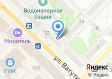 Компания «Банкомат БИНБАНК» на карте
