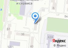 Компания «СибТайм» на карте