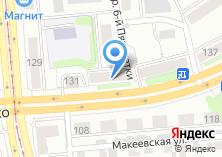 Компания «АВТОТРЭК» на карте