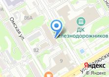 Компания «Центр гигиены и эпидемиологии в Новосибирской области» на карте