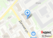 Компания «Радиола» на карте