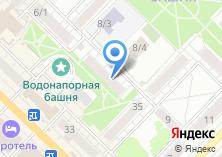 Компания «ГЕА Машимпэкс» на карте