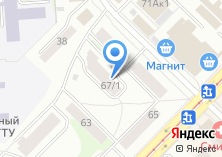 Компания «РЖД-партнер Сибирь» на карте