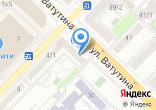 Компания «Ё-моё» на карте