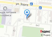 Компания «Пивная застава» на карте