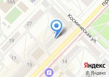 Компания «МЕГАЛАЙН» на карте