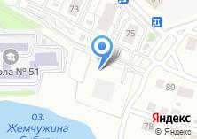 Компания «Русский дом» на карте