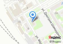 Компания «СибРегионПроект» на карте
