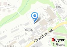 Компания «Сибирский Дом Кровли торгово-производственный центр» на карте