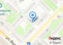 Компания «Городская поликлиника №16» на карте