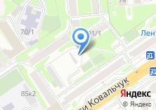 Компания «Продуктовый магазин на ул. Дуси Ковальчук» на карте