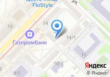 Компания «ПЛАСТиКО» на карте