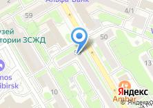 Компания «Союз-Связь» на карте