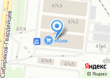 Компания «Наступай» на карте