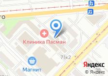 Компания «ДжиЭсЭс-Софт» на карте