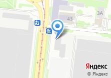 Компания «Модельный Завод Сибири» на карте