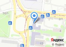 Компания «Максипринт» на карте