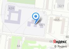 Компания «Вивере» на карте