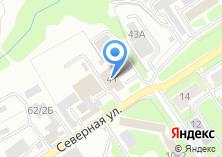 Компания «Печкин» на карте