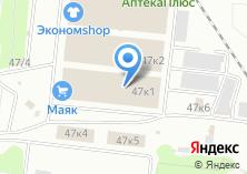 Компания «А-54» на карте