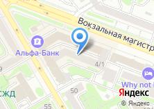 Компания «Право имею» на карте