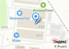 Компания «Диваны & Диванчики» на карте