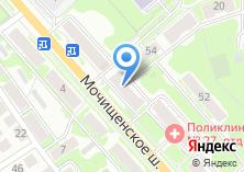 Компания «Торговый центр БВК» на карте