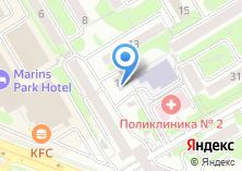 Компания «Ведомственная охрана железнодорожного транспорта РФ» на карте