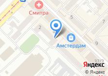 Компания «Система Сибирский Казак» на карте