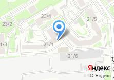 Компания «СИБВЕНД ПЛЮС» на карте
