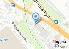 Компания «ТЕХНОГОЛД» на карте