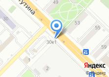 Компания «Шиномонтажная мастерская на ул. Ватутина» на карте