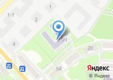 Компания «Средняя общеобразовательная школа №58» на карте