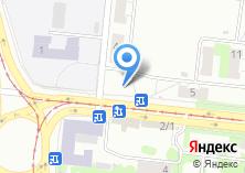 Компания «Админ Плюс» на карте
