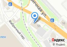 Компания «Альфа Керамик» на карте