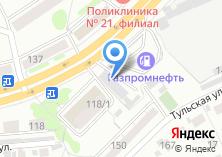 Компания «ЛИГа-М» на карте