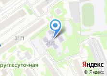 Компания «Детский сад №420 Сибирячок» на карте